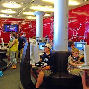 Интернет-кафе Зверево
