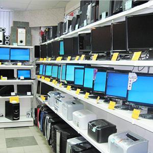 Компьютерные магазины Зверево