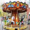 Парки культуры и отдыха в Зверево