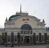 Железнодорожные вокзалы в Зверево