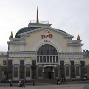 Железнодорожные вокзалы Зверево